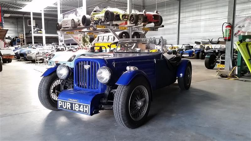 Kitcarcollection – kitcar westfield dax caterham dutton raw sylva MK