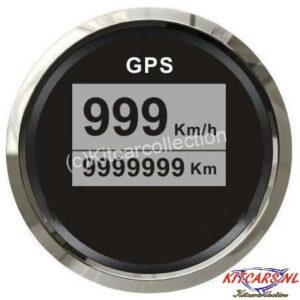 52mm GPS snelheidsmeter