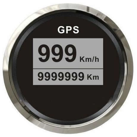 Goede 52mm GPS snelheidsmeter – Kitcarcollection BC-76